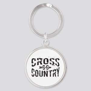 cross country Keychains