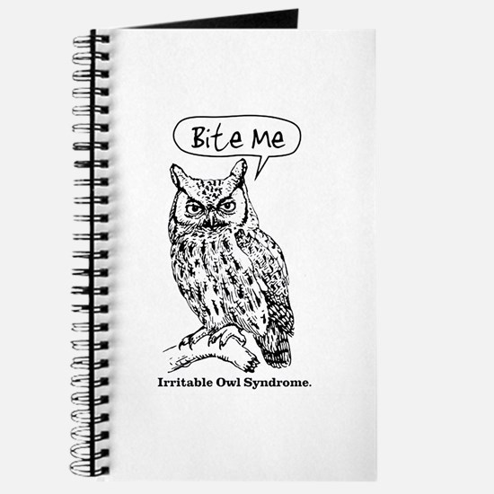 IRRITABLE OWL Journal