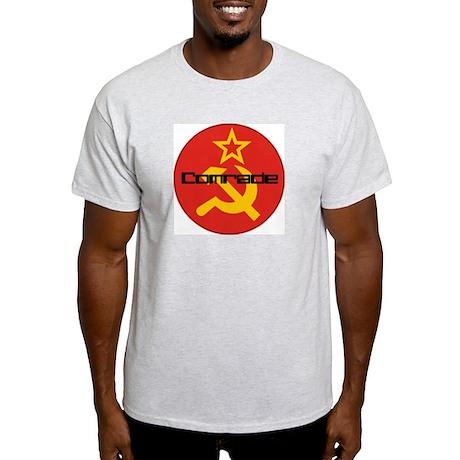 Comrade Ash Grey T-Shirt