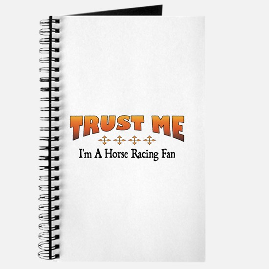 Trust Horse Racing Fan Journal