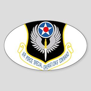 AFSOC USAF Sticker