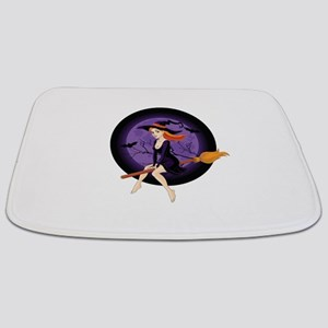Red Headed Witch Bathmat