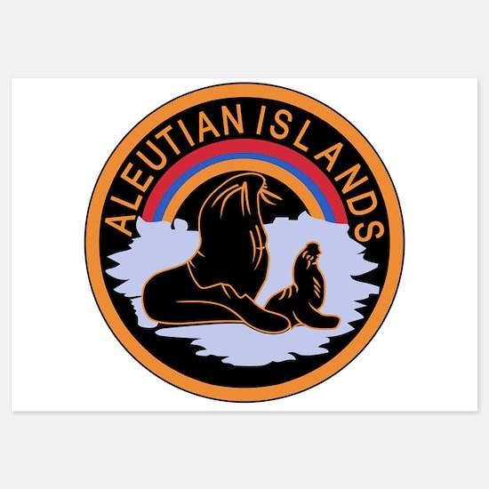 Aleutian Islands Command Invitations