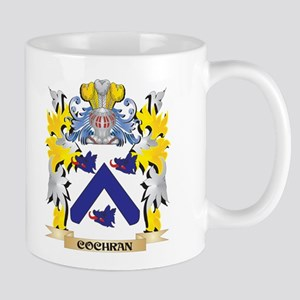 Cochran Coat of Arms - Family Crest Mugs