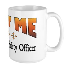 Trust Health and Safety Officer Large Mug