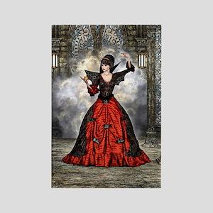 Lady Vamp Magnets