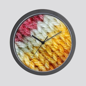 Knitwear 2014-1001 Wall Clock