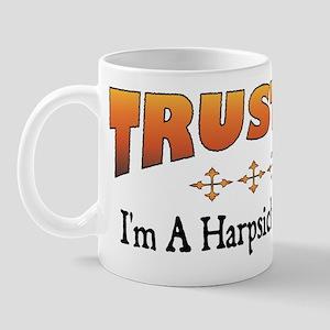 Trust Harpsichord Player Mug