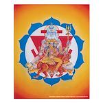 Third Chakra - Manipura Chakra Poster