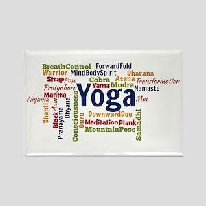 Yoga Magnets