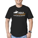 WDAA Men's Fitted T-Shirt (dark)