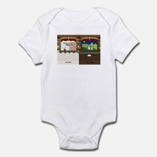Very Long Opera Infant Bodysuit
