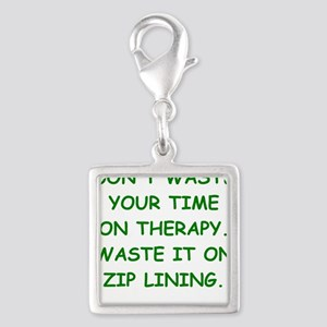 zip lining Charms