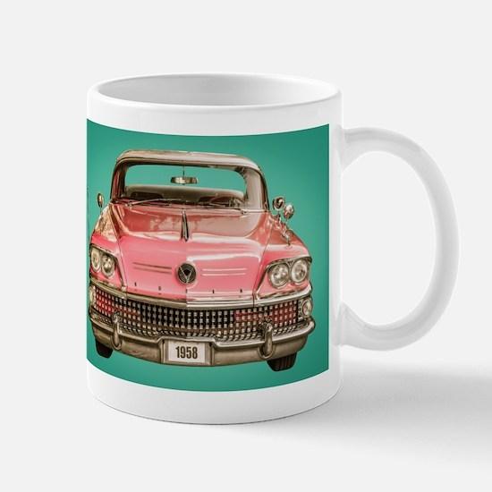 Classic Buick 1958 Century Car Mugs