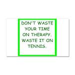 tennis Car Magnet 20 x 12
