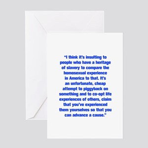 Birthday humor insult greeting cards cafepress i think it s insulting to people who have a herita m4hsunfo