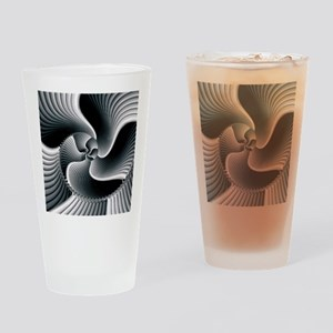Sinuous Drinking Glass