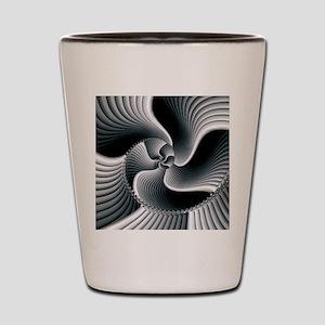 Sinuous Shot Glass
