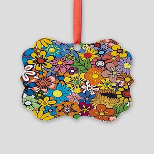 Flower Pattern Ornament