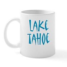 Lake Tahoe (Blue) - Mug