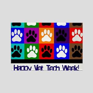 Vet Tech Week Magnets