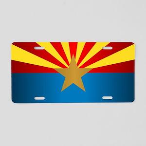 Arizona (v15b) Aluminum License Plate