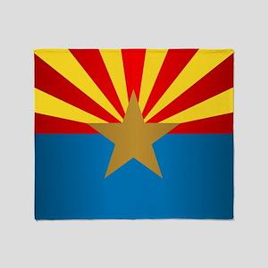 Arizona (v15b) Throw Blanket