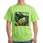 RoboFather Green T-Shirt