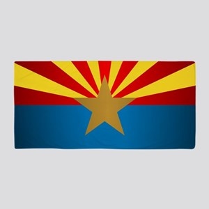 Arizona (v15b) Beach Towel