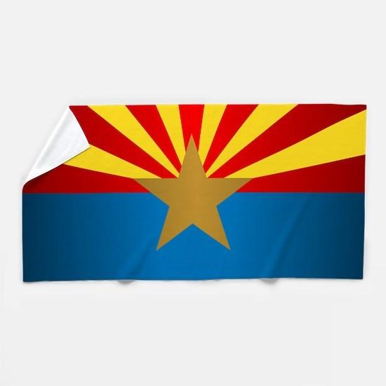 Arizona (v15b) Beach Towel