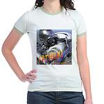 RoboFather Jr. Ringer T-Shirt