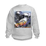 RoboFather Kids Sweatshirt