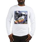 RoboFather Long Sleeve T-Shirt