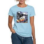 RoboFather Women's Light T-Shirt