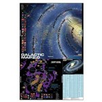 Galactic Map 2.0 - Large