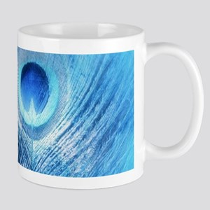 Peacock Blue Mugs