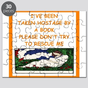 book lover Puzzle