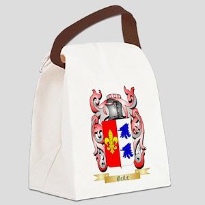 Gallic Canvas Lunch Bag