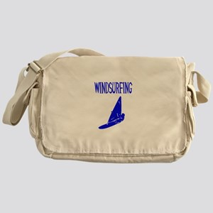 windsurfing design v 1 Messenger Bag