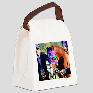 CALIFORNIA CHROME Canvas Lunch Bag
