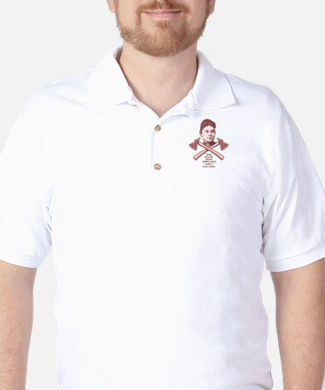 Well Behaved Lizzie Golf Shirt