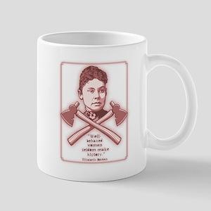 Well Behaved Lizzie Mug