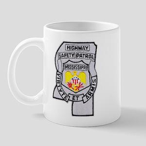 Mississippi Highway Patrol Mug
