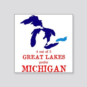 4 out of 5 Great Lakes Sticker