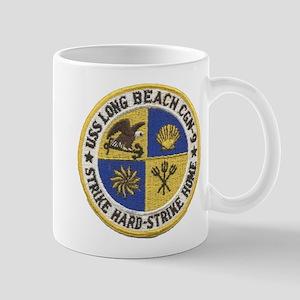 USS LONG BEACH Mug
