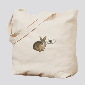 """""""Hay!"""" Lowcountry Bunny Tote Bag"""