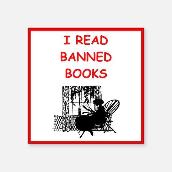 banned books Sticker