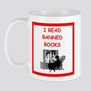 Banned Books Mugs
