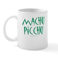 MACHU PICCHU - Mug