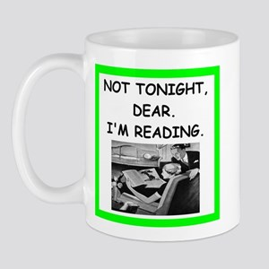Book Lover Mugs